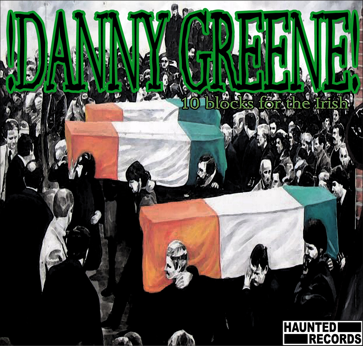 Image of DANNY GREENE -10 BLOCKS FOR THE IRISH