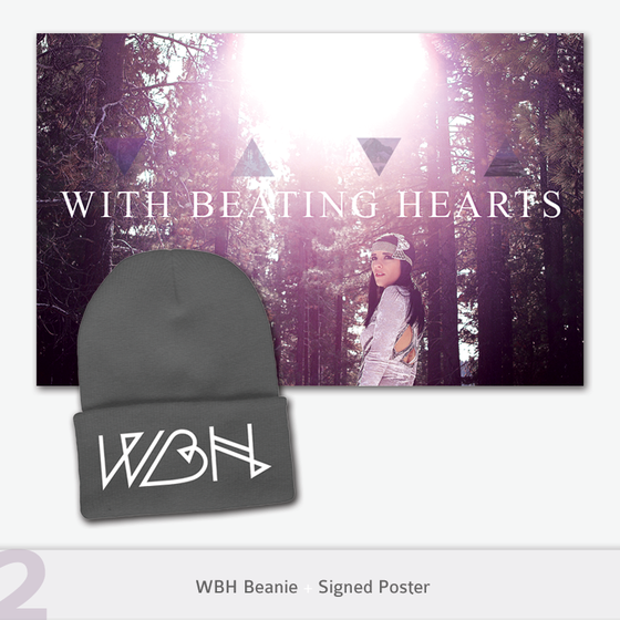 Image of Poster + Beanie ON SALE