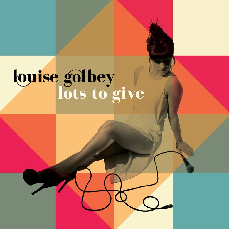 Image of Louise Golbey - Lots To Give EP - CD