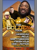 Image of HEZEKIAH - THE GOLDEN TOUR