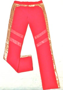 Image of Fire & Bling Glam Pants