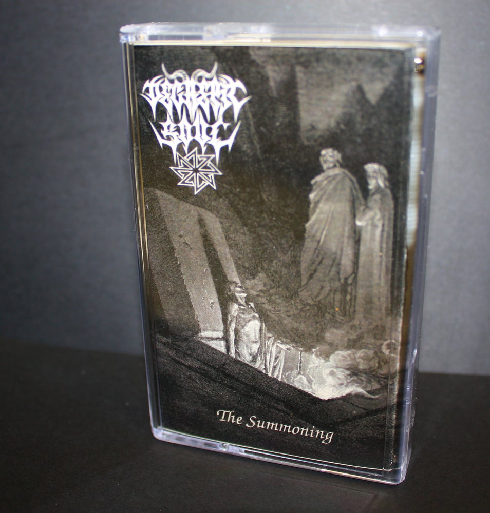 "Image of Decrepit Soul ""The Summoning"" Demo Tape"
