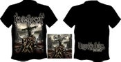 Image of EMBLUDGEONMENT - Infinite Regress CD / T-SHIRT