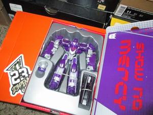 "Image of CJ81 Trainer Max ""Megatron Rises"""