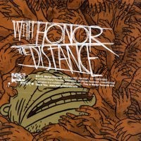 Image of The Distance / With Honor Split CD
