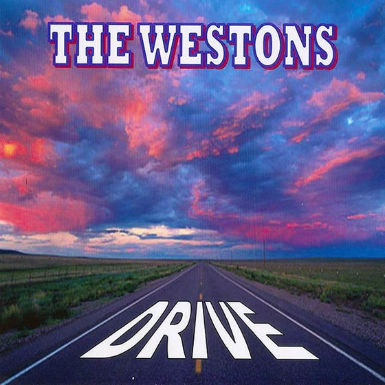 Image of The Westons - Drive (CD)