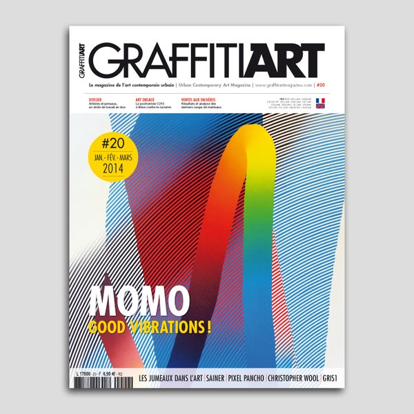 Image of Graffiti Art Magazine #20