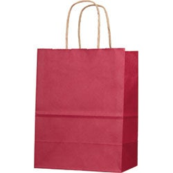 Image of Colored Paper Gift Bags