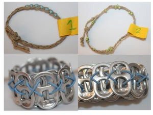 Image of Wish Bracelets or Pop Tab Bracelets