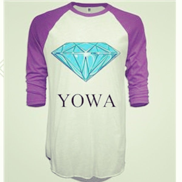 Image of Yowa Baseball Tee 2