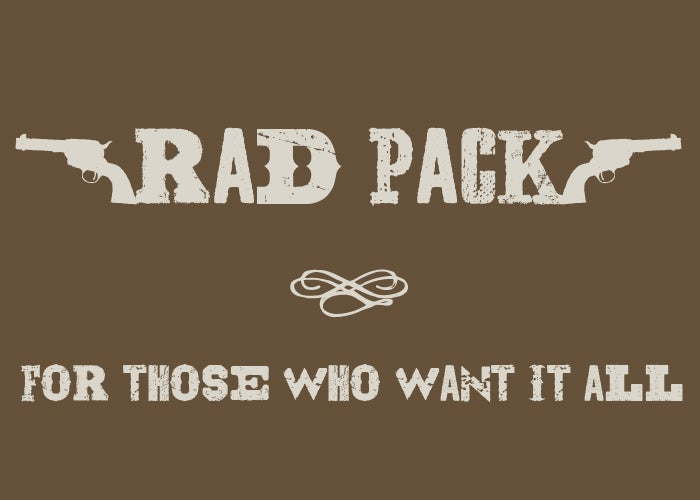 Image of RAD PACK