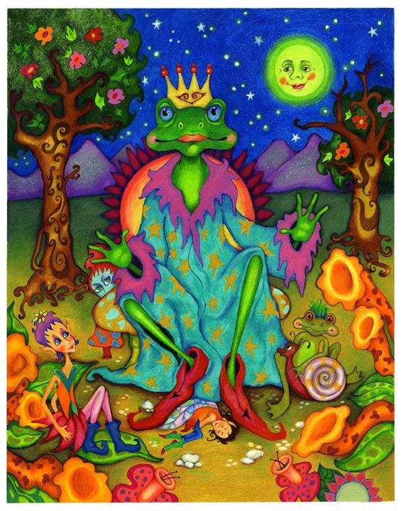 Image of The Frog King
