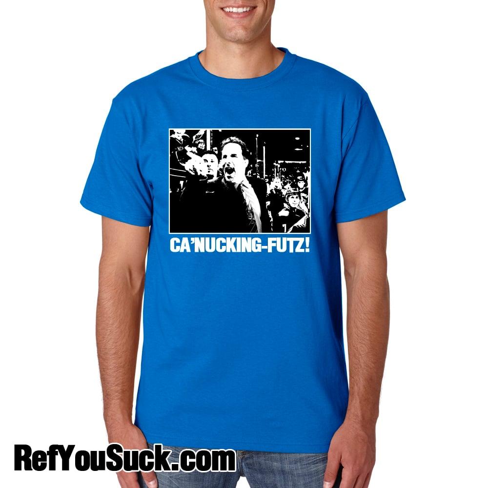 Image of CA'NUCKING FUTZ! & Free Torts t-shirt & hoodie