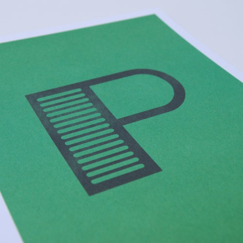 Image of Letter P