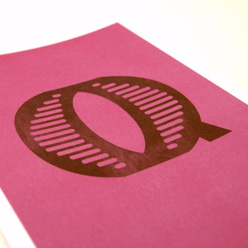 Image of Letter Q