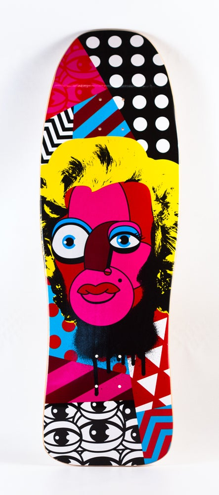 "Image of CHASE - ""Geezer Monroe"" Limited Edition"