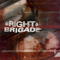 Image of RIGHT BRIGADE S/T (old school CTHC) 7""