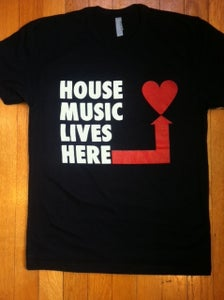 Image of House Music Lives Here