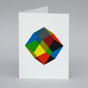 Image of Crystal 4 card