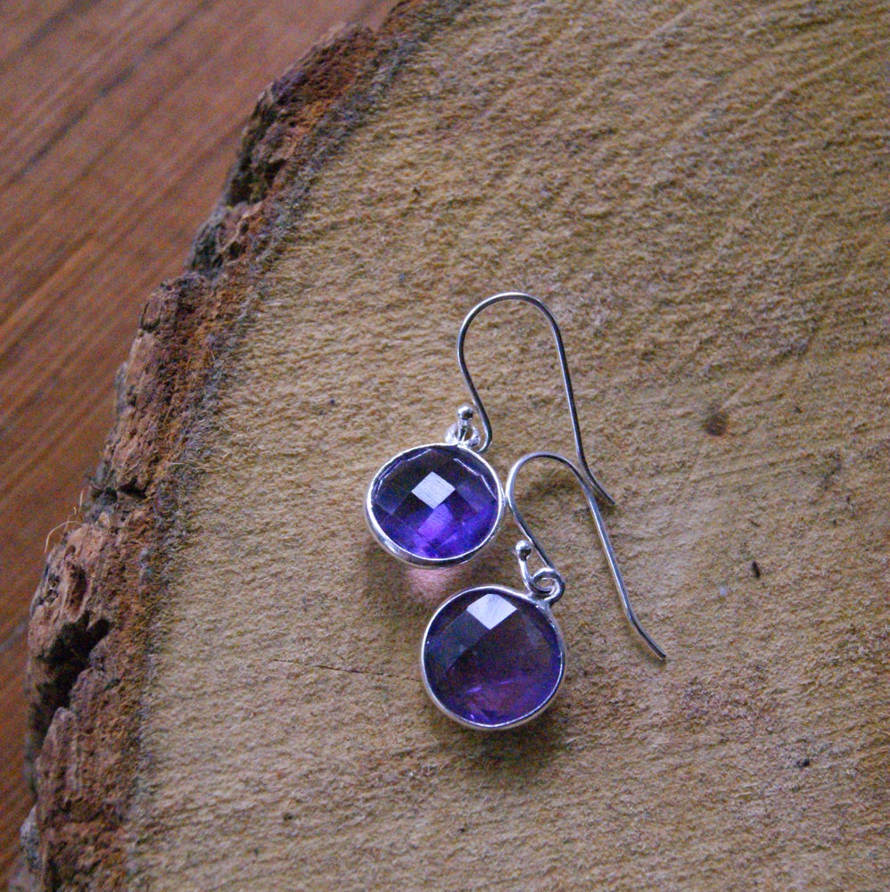 Image of Birthstone Earrings