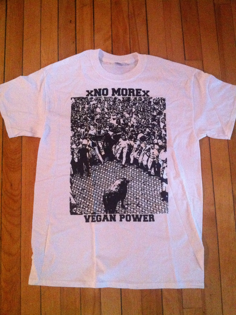 Image of Vegan Power T Shirt