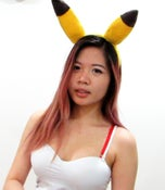 Image of Pikachu Cosplay Headband