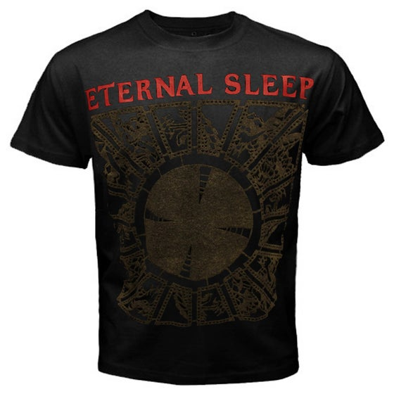 Image of Eternal Sleep - Puzzle Box T-Shirt