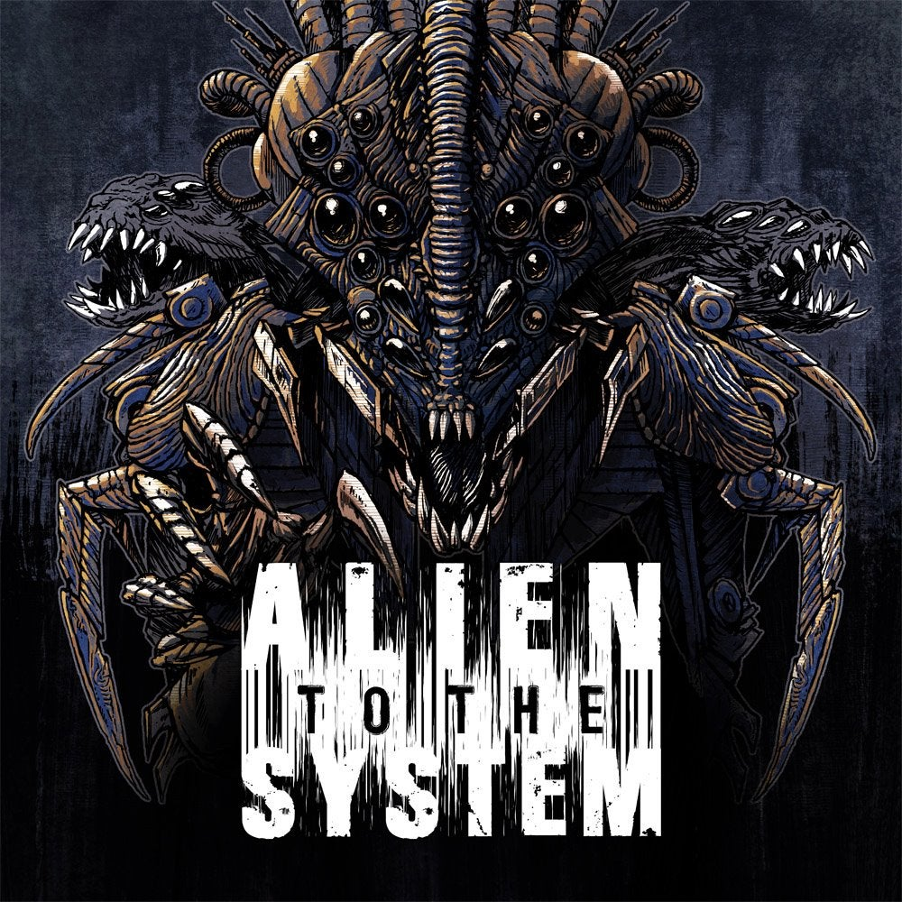 Image of Alien To The System - EP