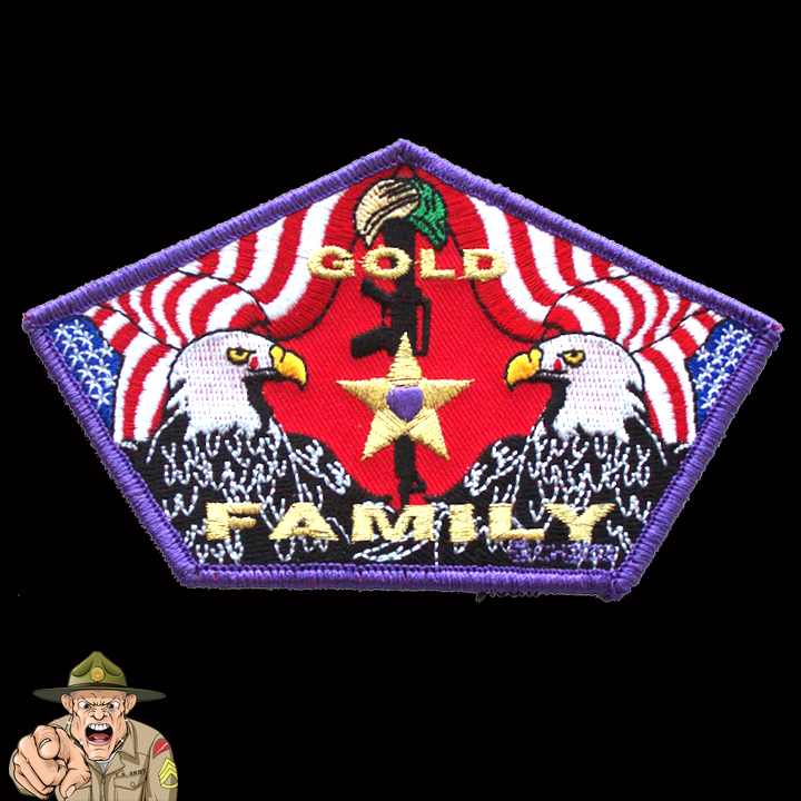 Image of GOLD STAR FAMILY - P34
