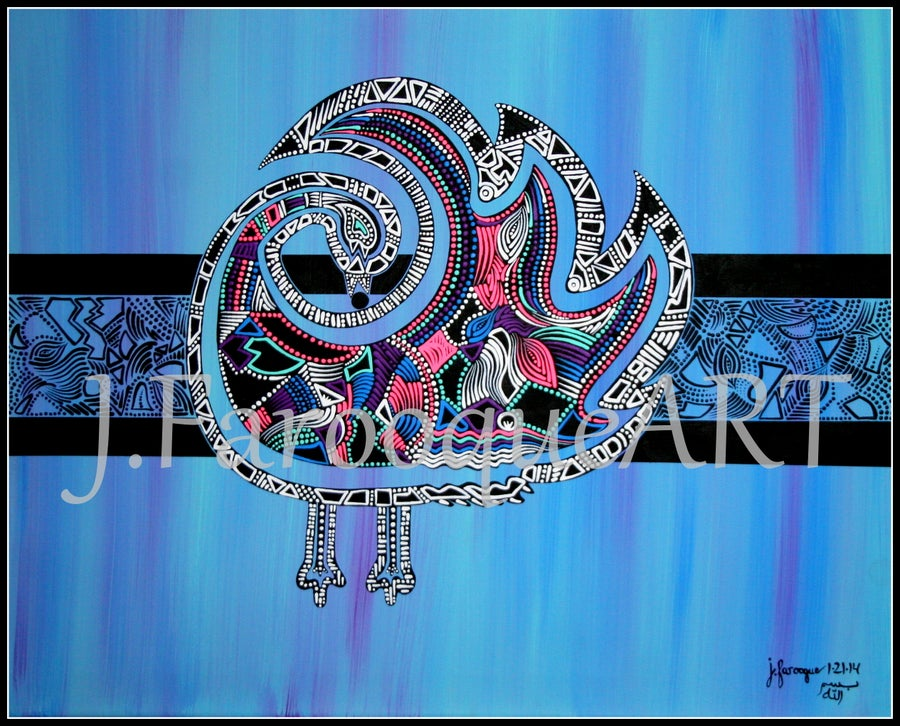 "Image of ""Sankofa"" Art Print"