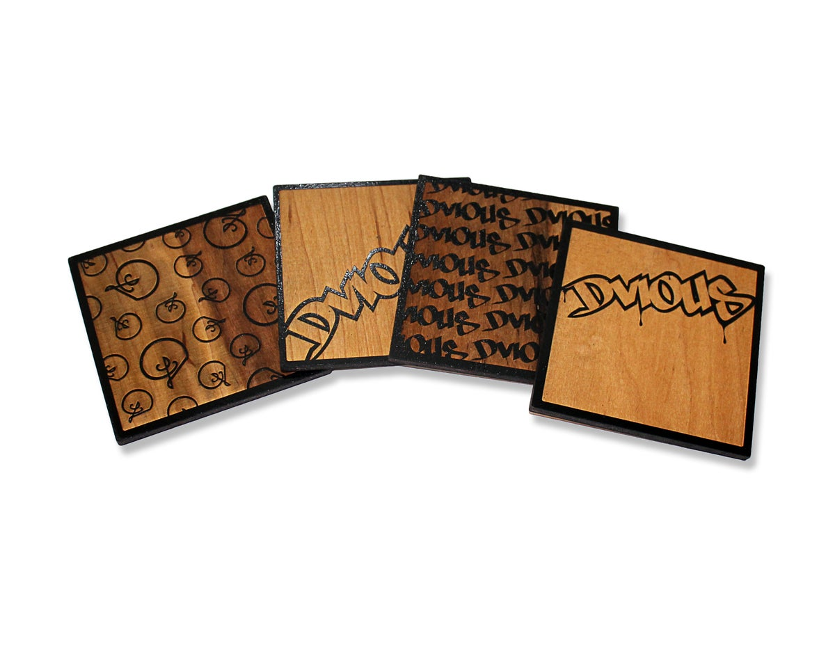 Image of DVIOUS COASTERS