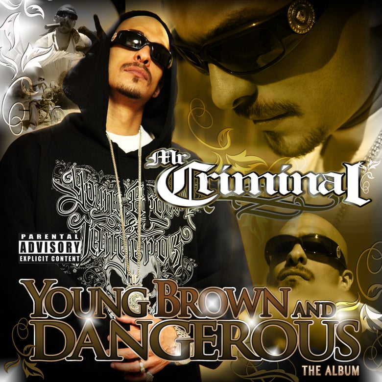 Image of Mr. Criminal - Young, Brown and Dangerous