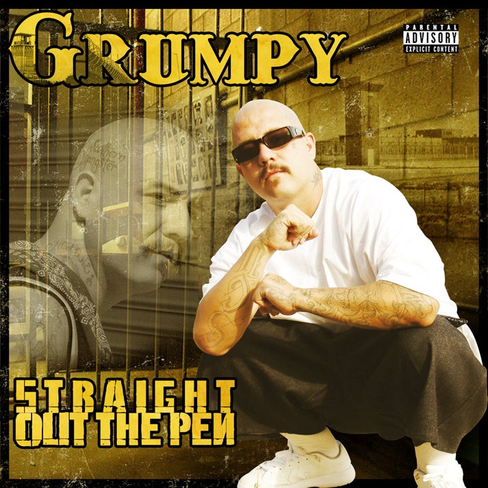 Image of Grumpy - Straight Out The Pen