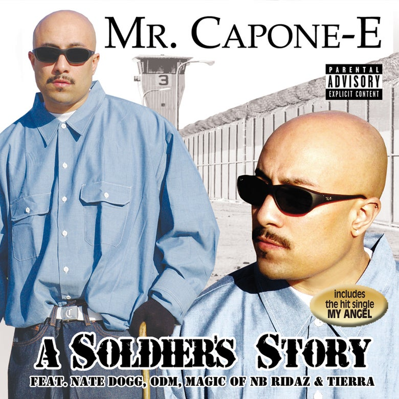 Image of Mr. Capone-E - A Soldier's Story