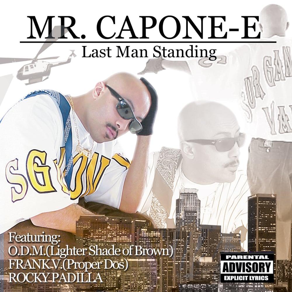 Image of Mr. Capone-E - Last Man Standing