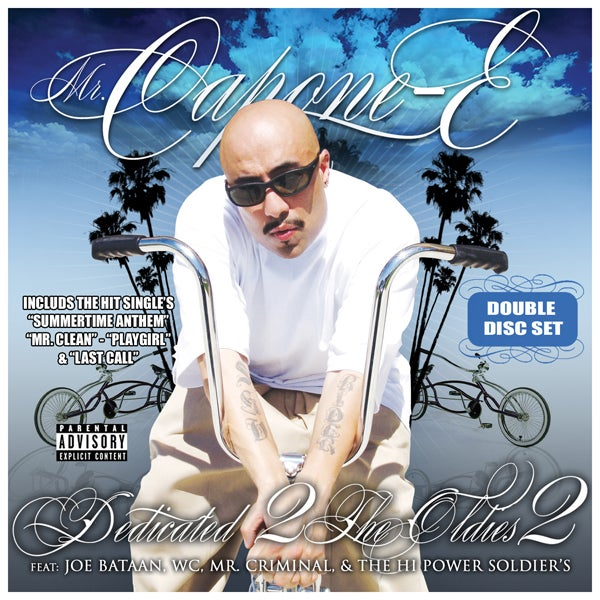 Image of Mr. Capone-E - Dedicated 2 the Oldies 2