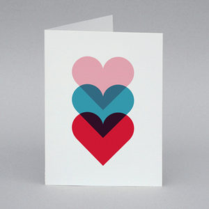 Image of Love Stack 2 card