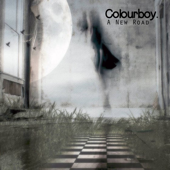 "Image of Colourboy ""A New Road"" EP"