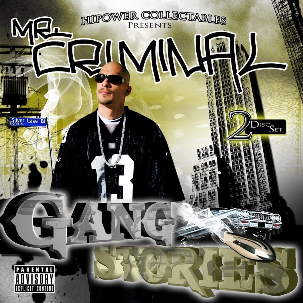 Image of Mr. Criminal - Gang Stories