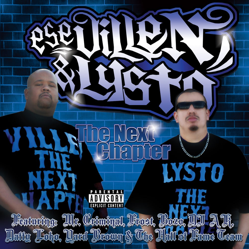 Image of Ese Villen & Lysto - The Next Chapter