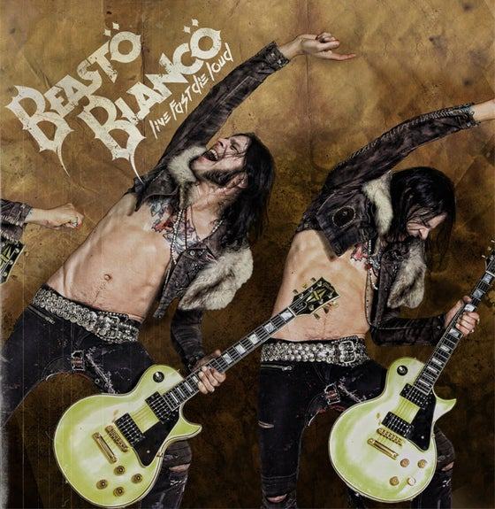 "Image of BEASTO BLANCO - ""LIVE FAST DIE LOUD"" - CD"