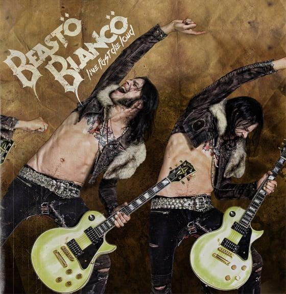 """Image of BEASTO BLANCO - """"LIVE FAST DIE LOUD"""" - CD"""