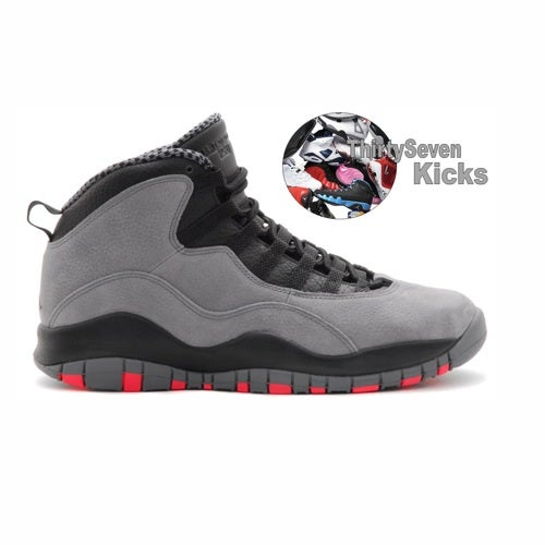 "Image of Jordan Retro 10 ""Infrared"""
