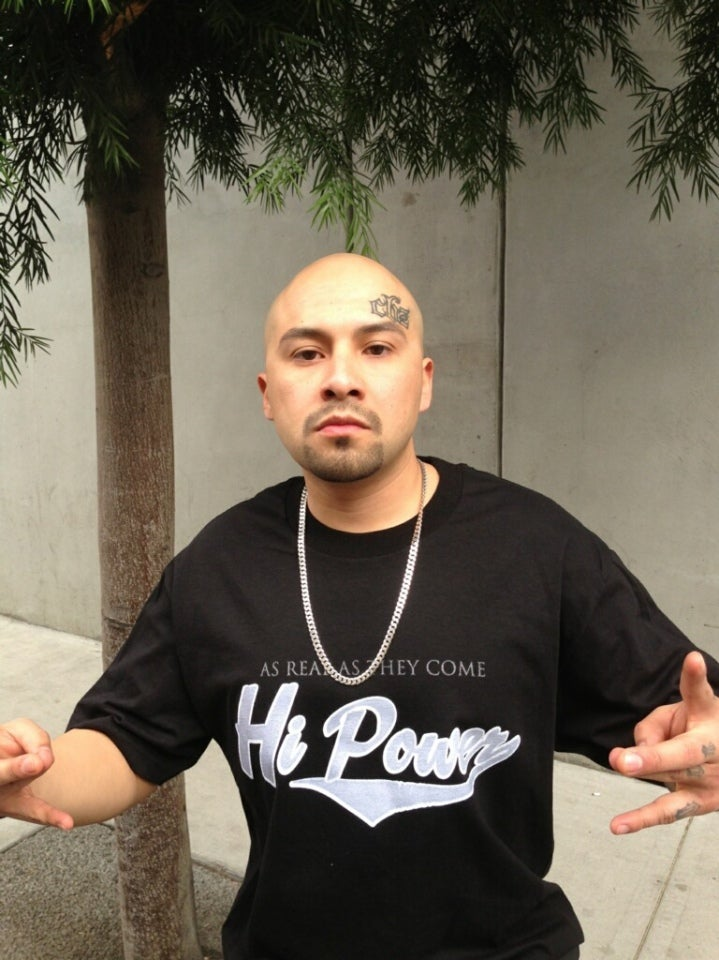 Image of Hi Power As Real Tee