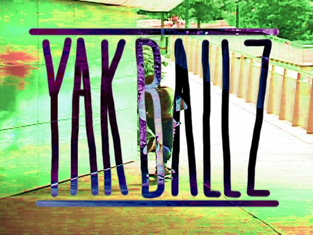 "Image of Boozehound Presents ""Yak Ballz"" DVD"