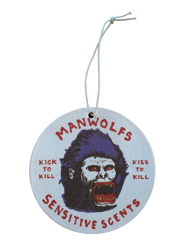Image of MANWOLFS CAR AIR FRESHENER