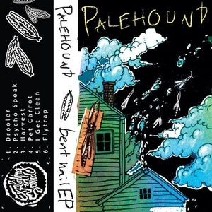 Image of Palehound - Bent Nail EP [CD]