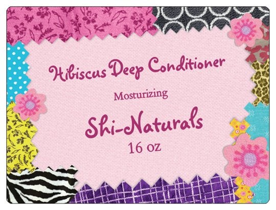 Image of Hibiscus Deep Conditioner - Moisturizing