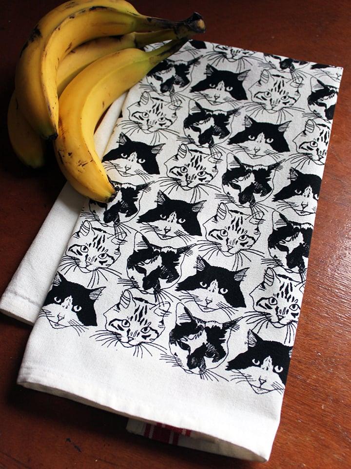 Image of Catmouflage Kitchen Towel