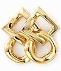 Image of Circa Link Earrings
